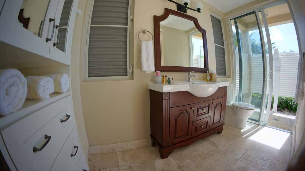Windhaven luxury beach villa rental in Long Bay, Turks and Caicos.