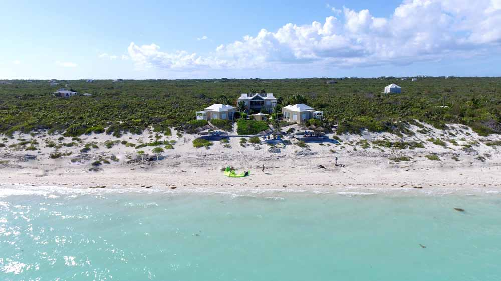 Windhaven luxury beach villas rental , Long Bay, Turks and Caicos